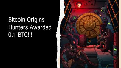Thumbnail of Bitcoin Origins Hunters Awarded 0.1 BTC and Rare 1/1 NFT