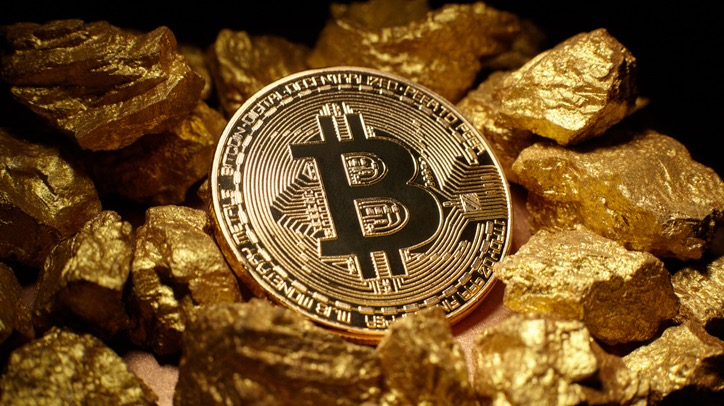 Thumbnail of Golden Opportunity With Bitcoin