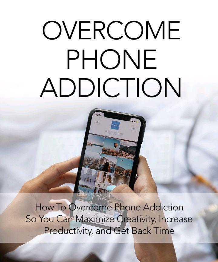 Thumbnail of OVERCOME PHONE ADDICTION