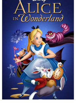 Thumbnail of Alice in wonderland
