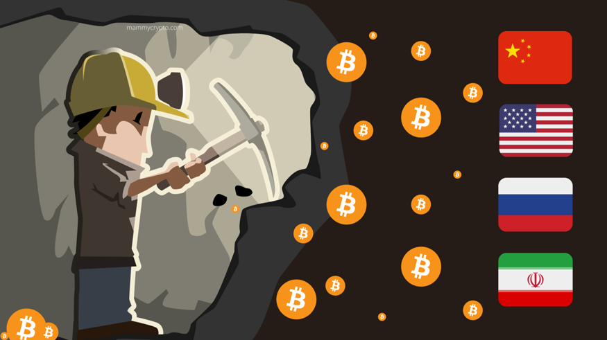 Thumbnail of Bitcoin mining becoming cleaner and more decentralized