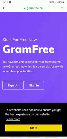 Thumbnail of GRAMFREE