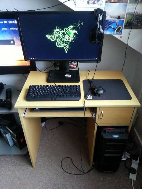 Thumbnail of Help my sister with her gaming setup