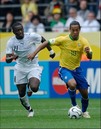 Thumbnail of Brazilian former professional footballer Ronaldinho