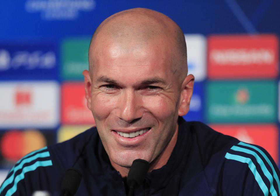 Thumbnail of Zinedine Zidane