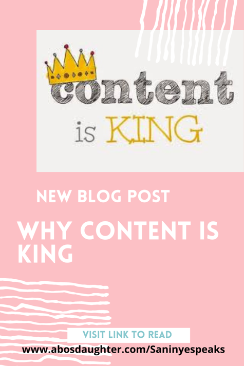 Thumbnail of Why content is king