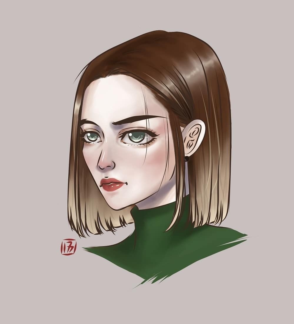 Thumbnail of She is Slytherin