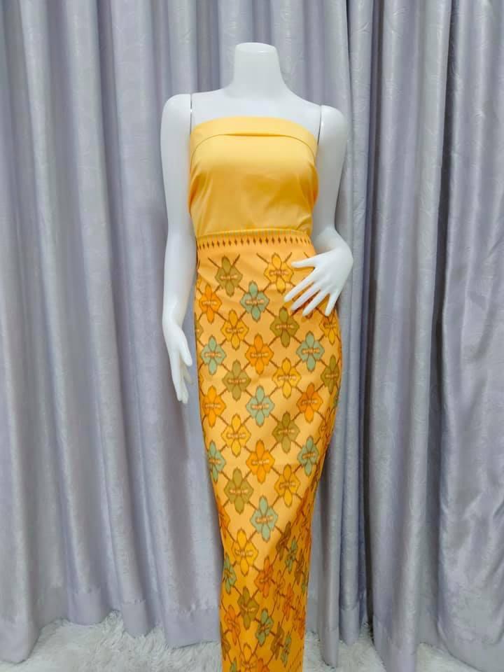 Thumbnail of Myanmar dress