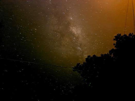 Thumbnail of Milky-way Galaxy